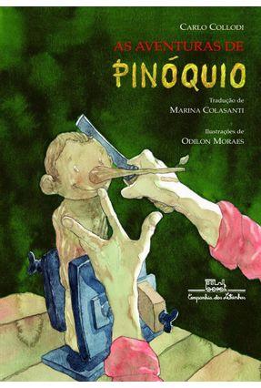 As Aventuras de Pinóquio - Histórias de uma Marionete - Collodi,Carlo   Tagrny.org