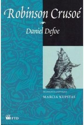 Robinson Crusoé - Col. Grandes Leituras - Clássicos Universais - Defoe,Daniel | Hoshan.org