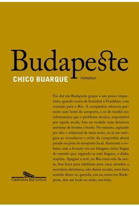 Budapeste - Buarque,Chico | Tagrny.org