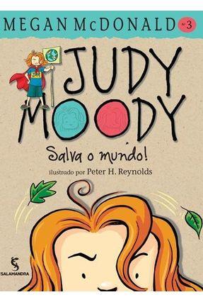Judy Moody - Salva o Mundo! - Megan,MCDonald pdf epub