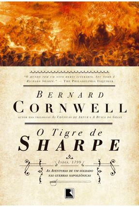 O Tigre de Sharpe - Cornwell,Bernard pdf epub