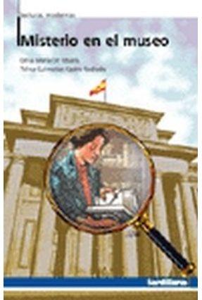 Misterio En El Museo - Col. Lecturas Modernas - Cesaris,Delia Maria de Andrade,Telma Guimarães Castro | Tagrny.org