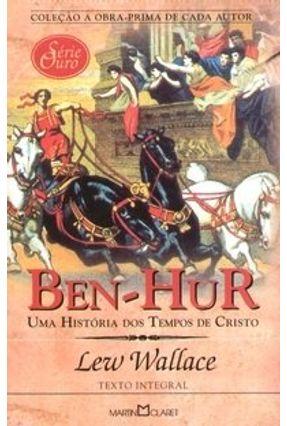 Ben-hur - Uma História dos Tempos de Cristo - Wallace,Lewis pdf epub