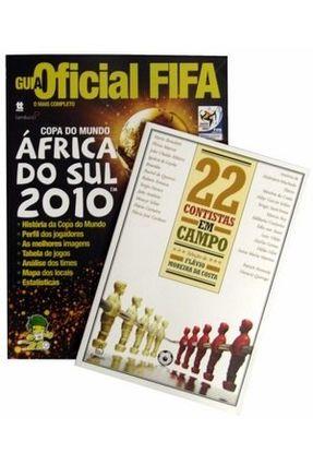 22 Contistas em Campo - Inclui Guia Oficial Fifa 2010 - Costa,Flavio Moreira da   Hoshan.org