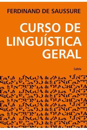 Curso de Linguistica Geral - Saussure,Ferdinand pdf epub