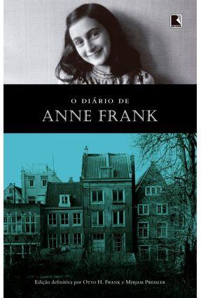 O Diário De Anne Frank Edição Definitiva Saraiva