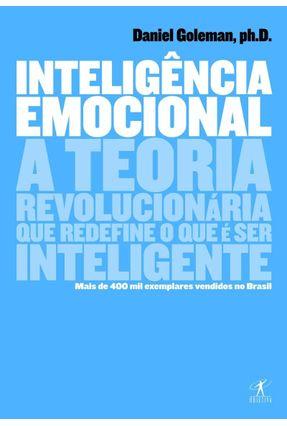 Inteligência Emocional - Goleman,Daniel | Hoshan.org