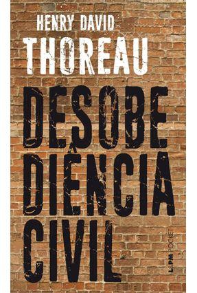A Desobediência Civil - Livro de Bolso - Thoreau,Henry David | Tagrny.org