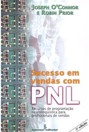Sucesso em Vendas com Pnl - O'connor,Joseph pdf epub