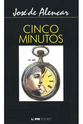 Cinco Minutos - Livro de Bolso - Alencar,José de | Tagrny.org