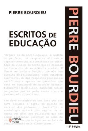 Escritos de Educacao - Bourdieu,Pierre   Tagrny.org