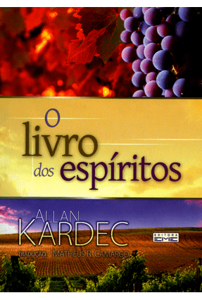 O Livro Dos Espíritos - Capa Plástica - Kardec,Allan | Hoshan.org