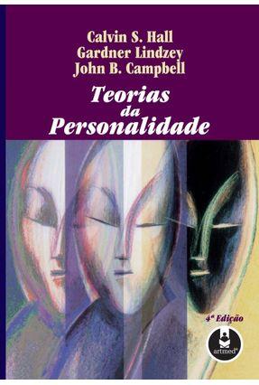Teorias da Personalidade - Outros Lindzey,Gardner Hall,Calvin Springer | Hoshan.org