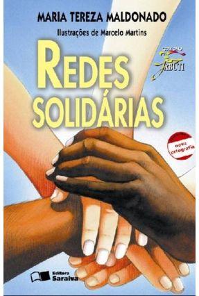 Redes Solidárias - Conforme a Nova Ortografia - Col. Jabuti - Maldonado, Maria Tereza pdf epub