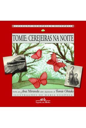 Tomie - Cerejeiras na Noite - Miranda,Ana   Hoshan.org