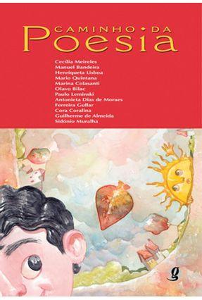 Caminho da Poesia - Col. Antologia de Poesias para Crianças - Vários pdf epub