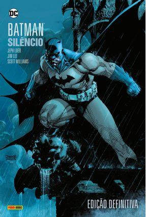 Batman Silêncio - Edição Definitiva - Série Limitada - Loeb,Jeph Lee,Jim WILLIAMS,SCOTT   Tagrny.org