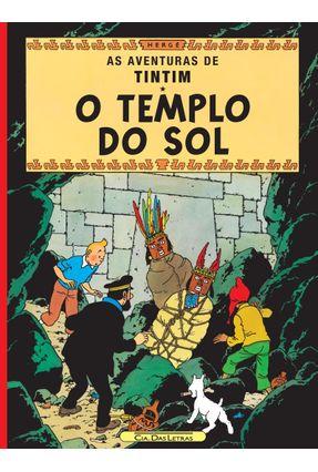 As Aventuras de Tintim - o Templo do Sol - Herge   Nisrs.org