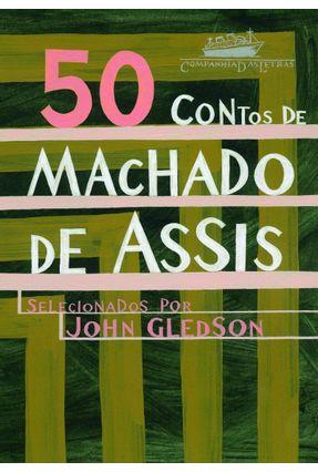 50 Contos De Machado De Assis - Assis,Machado de pdf epub