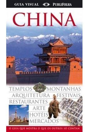 Guia Visual Folha de S. Paulo - China - Kindersley,Dorling | Tagrny.org
