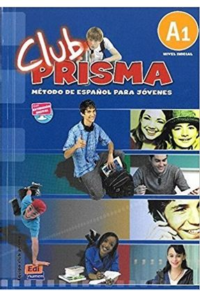 Club Prisma A1- Libro Del Alumno Con Portfol - Prisma,Club | Tagrny.org