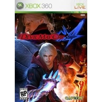 Devil May Cry 4 - X360