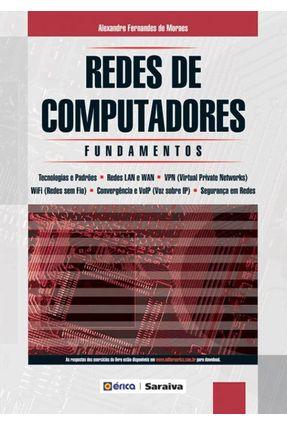 Redes de Computadores - Fundamentos - Moraes,Alexandre Fernandes de   Tagrny.org