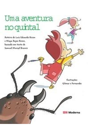 Uma Aventura no Quintal - Branco,Samuel Murgel | Nisrs.org