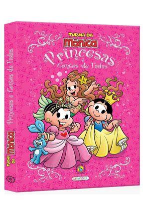 Turma da Mônica - Princesas e Contos de Fadas - Sousa,Mauricio de | Hoshan.org