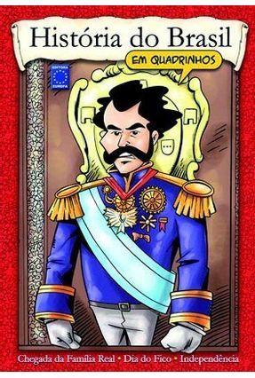 História do Brasil em Quadrinhos - Rossatto,Edson | Hoshan.org