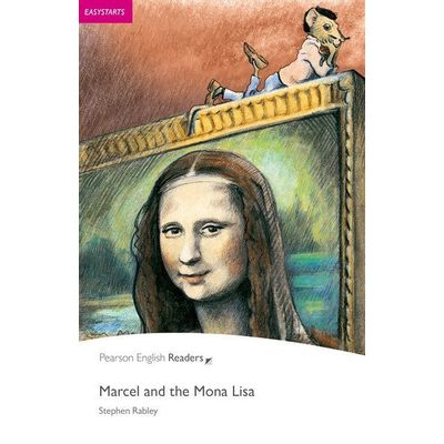 Marcel And Monalisa - Easystarts Pack CD - 2nd ed. - Penguin Readers