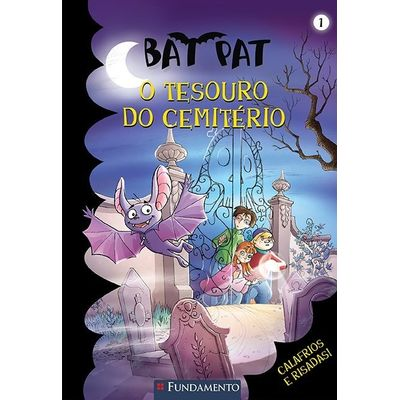 Bat Pat 1 - O Tesouro do Cemitério