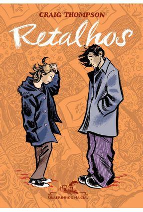 Retalhos - Thompson,Craig Thompson,Craig | Hoshan.org