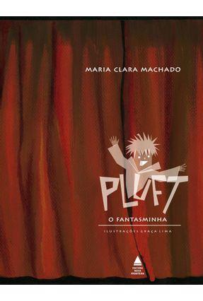Pluft - O Fantasminha - Revisado Pelo Novo Acordo Ortográfico - Machado,Maria Clara   Hoshan.org