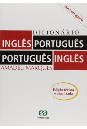 Dicionário Inglês / Português - Português / Inglês - Nova Ortografia - Marques,Amadeu | Hoshan.org