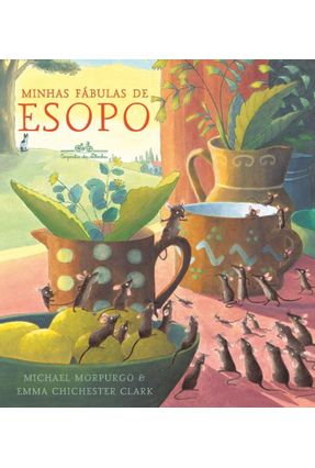 Minhas Fábulas de Esopo - Morpurgo,Michael pdf epub