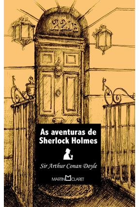 As Aventuras de Sherlock Holmes - Col. A Obra-prima de Cada Autor - Doyle,Arthur Conan | Hoshan.org