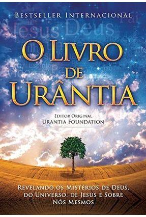 O Livro De Urântia - Encadernado - Urantia Foundation | Hoshan.org