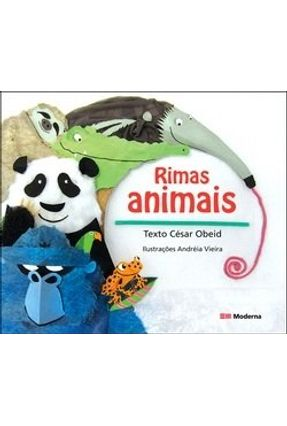 Rimas Animais - Obeid,César | Tagrny.org