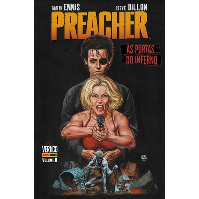 Preacher - Às Portas do Inferno - Vol. 8