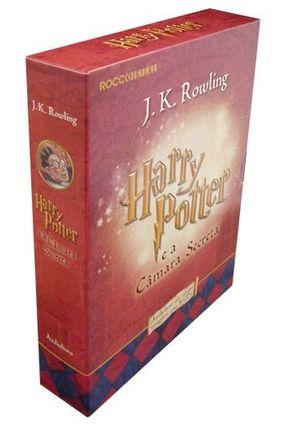 Edição antiga - Harry Potter e a Câmara Secreta - Audiolivro - Rowling,J. K.   Hoshan.org