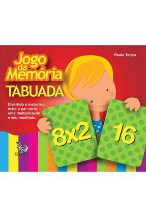 Jogo da Memória - Tabuada - Tadeu,Paulo pdf epub