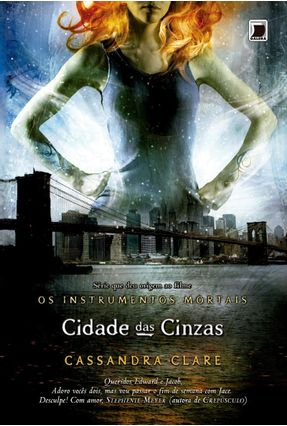 Cidade Das Cinzas - Os Instrumentos Mortais - Vol. 2 - Clare,Cassandra pdf epub