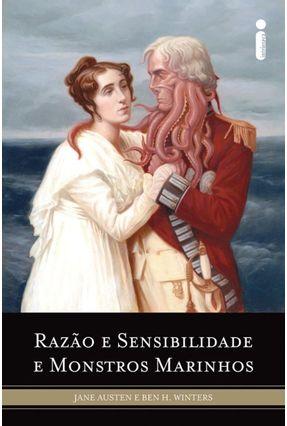 Razão e Sensibilidade e Monstros Marinhos - Austen,Jane H. Winters,Ben | Hoshan.org