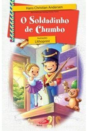 O Soldadinho De Chumbo Col Biblioteca Infantil Saraiva
