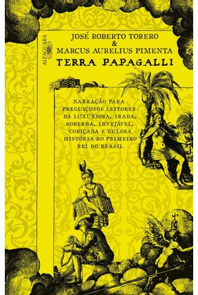Terra Papagalli - Torero,José Roberto pdf epub