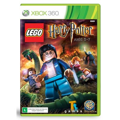 Lego Harry Potter - Anos 5-7 - X360