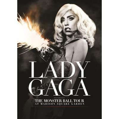 Lady Gaga Presents The Monster Ball Tour At Madison Square Garden - DVD