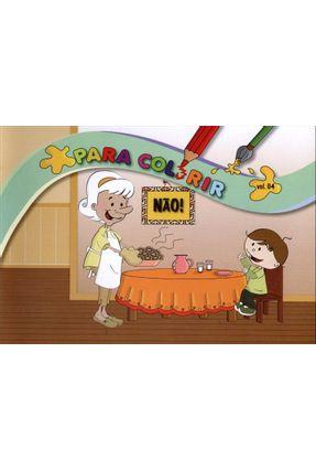 Livros Para Colorir - Vol. 4 - Não! - Ministerios Pão Diário | Hoshan.org
