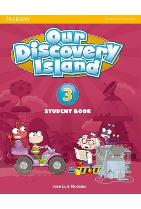 Our Discovery Island 3 - Student Book Pack - Pearson pdf epub